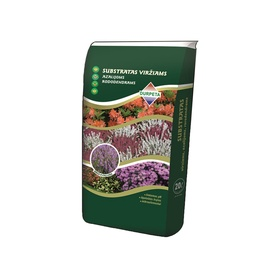 Durpeta Substrate For Decorative Plants 20l