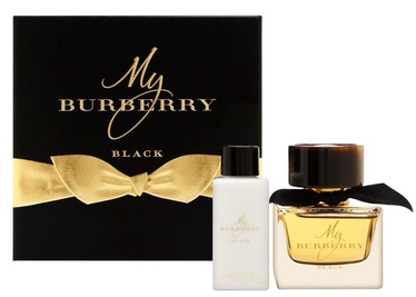 Burberry My Burberry Black 50ml EDP + 75ml Body Lotion