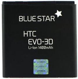 BlueStar Battery For HTC Evo 3D Li-Ion 1400mAh Analog