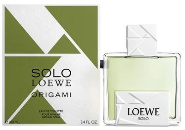 Loewe Solo Loewe Origami 100ml EDT