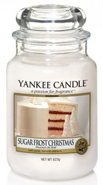 Yankee Candle Classic Large Jar Sugar Frost Christmas 623g
