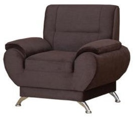 Kanclers Livonia Armchair Velor Brown