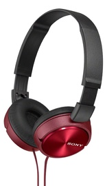 Kõrvaklapid Sony MDR-ZX310 Red