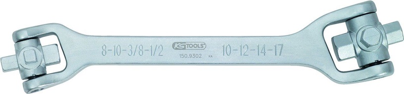KSTools Oil Service Wrench 8in1