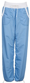 Bars Womens Trousers Light Blue/White 158 M