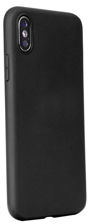 Mocco Soft Magnet Case For Xiaomi Redmi 6A Black