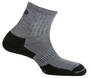 Mund Socks Kilimanjaro Grey L