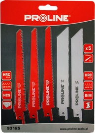 Proline Wood Metal Saw 5 pcs