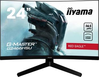 Монитор Iiyama G-Master Red Eagle G2466HSU-B1, 23.6″, 1 ms