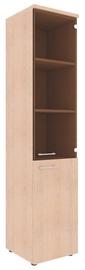 Skyland Xten Office Cabinet XHC 42.2 Right Tiara Beech