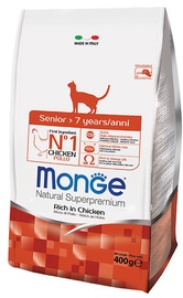 Monge Natural Superpremium Senior Rich in Chicken 0.4kg