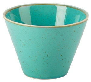 Porland Seasons Conical Bowl D9cm Turquoise