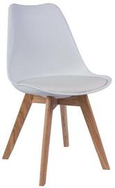Söögitoa tool Signal Meble Kris White, 1 tk