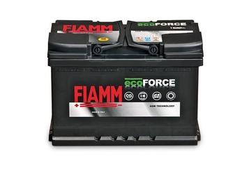 Autoaku Fiamm Ecoforce, 90 Ah, 900 A, 12 V