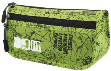 TravelSafe Beauty Bag M Green