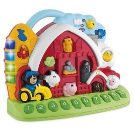 Interaktiivne mänguasi Chicco Talking Farm, EN/IT