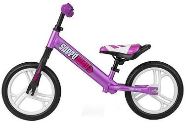 Milly Mally Speedway Balance Bike Violet 2633