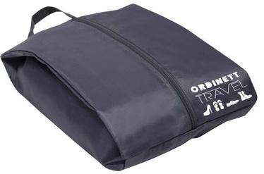 Ordinett Travel Bag For Shoes 22x38x14cm Grey