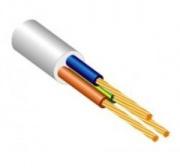Lietkabelis H03VV-F, 4 x 0,75 mm²
