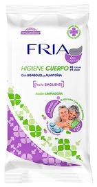 Fria Senior Body Hygiene Wipes 24pcs