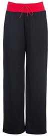 Bars Womens Pants Black/Red 117 S