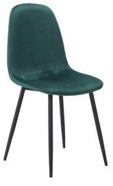 Söögitoa tool Signal Meble Fox Dark Green, 1 tk