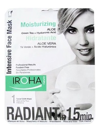Iroha Nature Intensive Moisturizing Tissue Face Mask 23ml Aloe