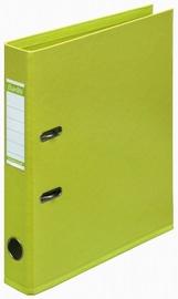 Elba Strong-Line Folder 5cm Lime Green