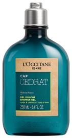 Dušigeel L´Occitane Cap Cedrat, 250 ml