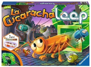 Ravensburger Game La Cucaracha Loop 21125