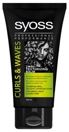 Syoss Curls & Waves Smoothing Texture Balm 150ml