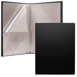 ErichKrause Folder Classic A4 With 20 Pockets Black