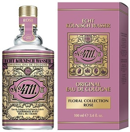 4711 Floral Collection Rose 100ml EDC Unisex