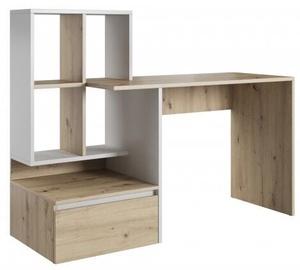 Письменный стол WIPMEB Paco PC-02, белый