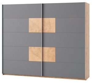 Riidekapp Szynaka Meble Livorno 72, 270x60x225 cm