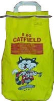 Catfield 5Kg Cementing And Clumping Cat Litter