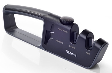 Fissman Knife An Scissors Sharpener Black