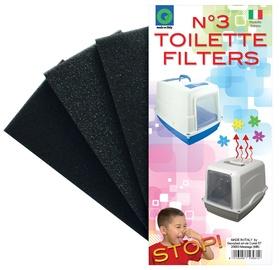 Georplast Filter 9 x 18cm 3pcs