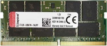 Kingston ValueRAM 4GB 2666MHz CL19 DDR4 SODIMM KVR26S19S6/4
