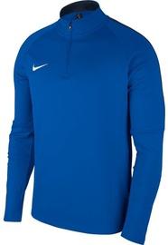 Nike Dry Academy 18 Sweatshirt Drill Top LS 893624 463 Blue M