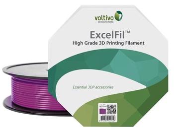 Voltivo PLA Filament Cartridge 2.85mm Light Violet