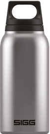 Sigg Thermo Flask Hot & Cold Brushed Steel 300ml