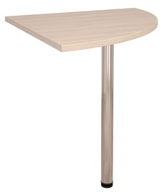 DaVita Alfa 63.13 Desk Extension Koburg Oak