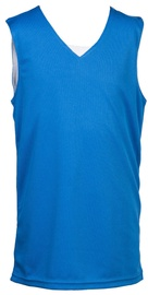 Bars Mens Basketball Shirt Blue 30 134cm