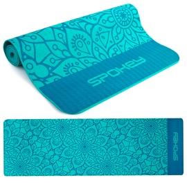 Spokey Yoga Mat Mandala Blue