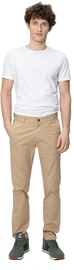 Audimas Tapered Fit Cotton Chino Pants Travertine 176/56