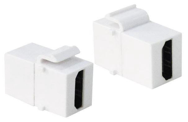 LogiLink Keystone Inline Coupler HDMI