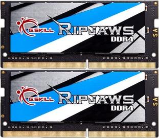 G.SKILL RipJaws 32GB 3200MHz CL18 DDR4 SODIMM KIT OF 2 F4-3200C18D-32GRS