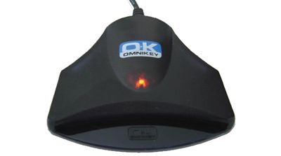Omnikey 1021 Smart Card reader