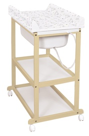 Ceba Baby Changing Station Laura Dream Brown